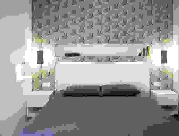 II 2015 Camera da letto moderna di Antonio Buonocore Moderno