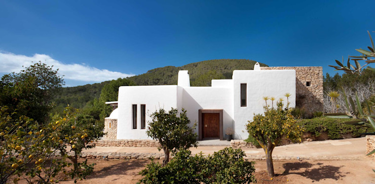 Houses by TG Studio, Mediterranean