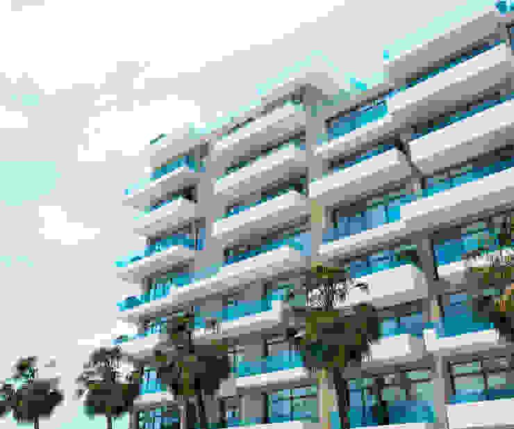 Апартаменты в Ялте Гостиницы в стиле модерн от AVIZ Модерн