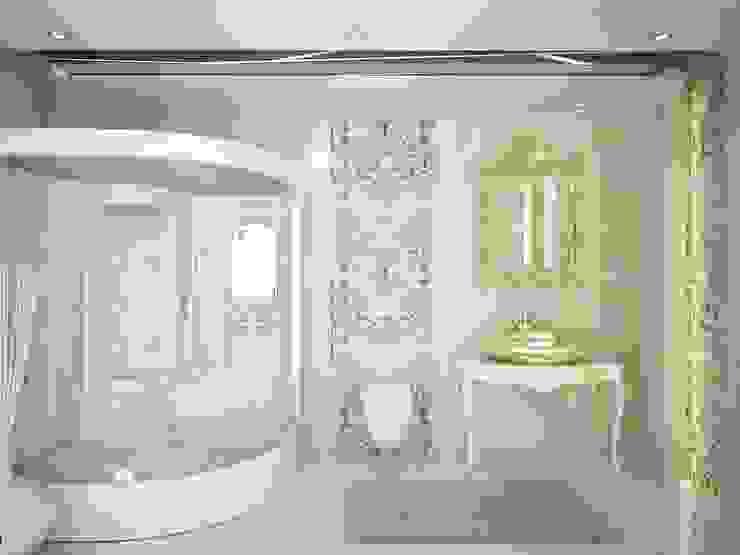 Sinar İç mimarlık Salle de bain classique