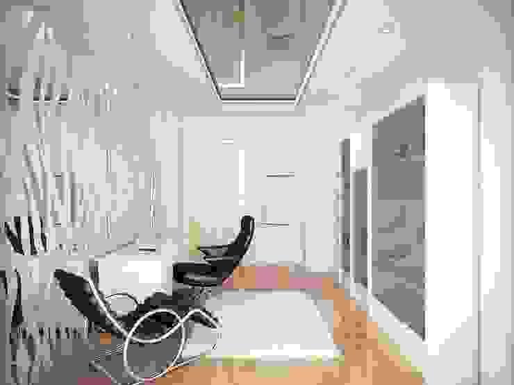 Classic style study/office by Sinar İç mimarlık Classic
