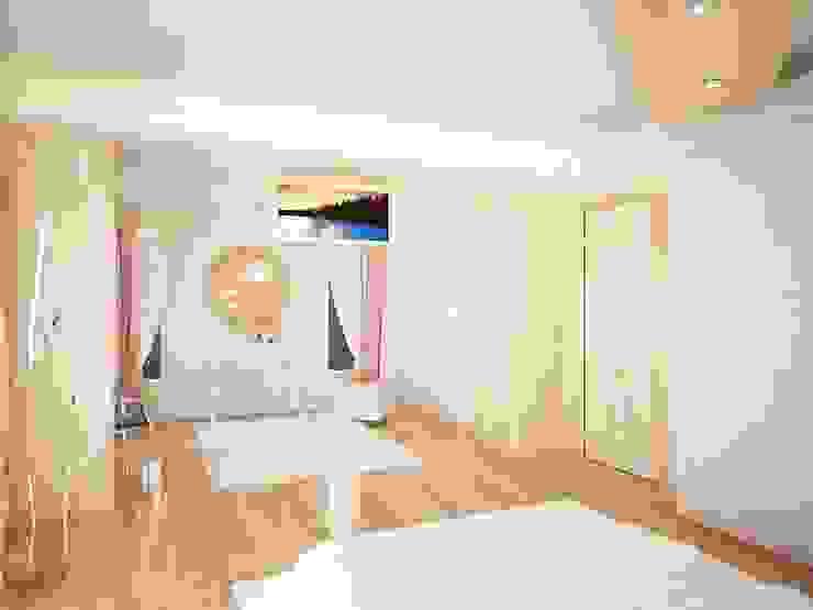 Sinem ARISOY KEÇECİ Klasik Yatak Odası Sinar İç mimarlık Klasik