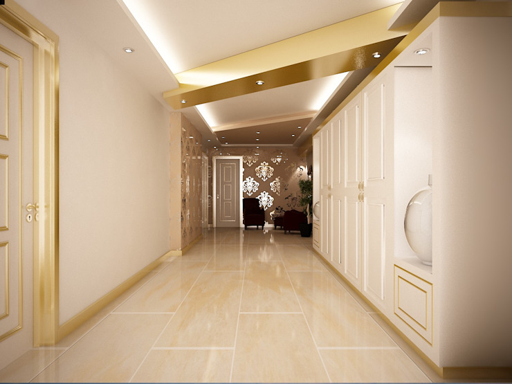 Classic style houses by Sinar İç mimarlık Classic