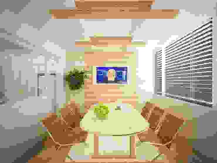 Sinem ARISOY KEÇECİ Kolonyal Balkon, Veranda & Teras Sinar İç mimarlık Kolonyal