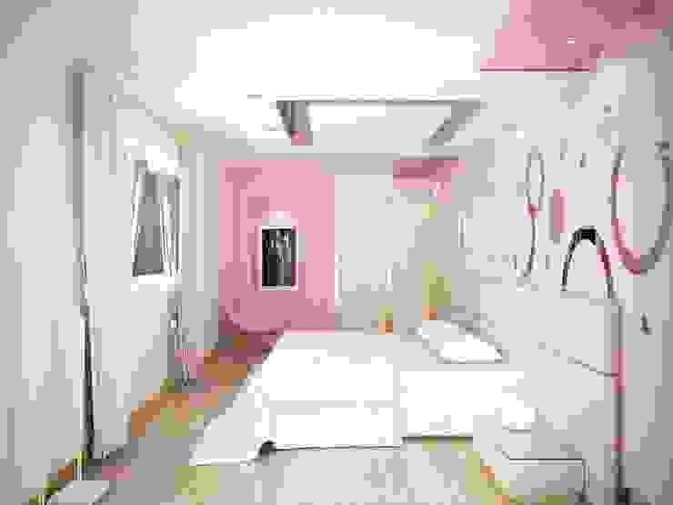 Misafir Yatak Odası ve Banyosu Klasik Yatak Odası Sinar İç mimarlık Klasik