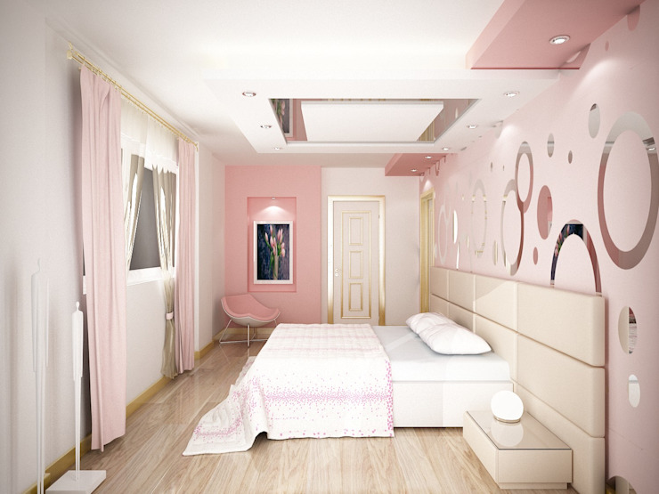 Bedroom by Sinar İç mimarlık