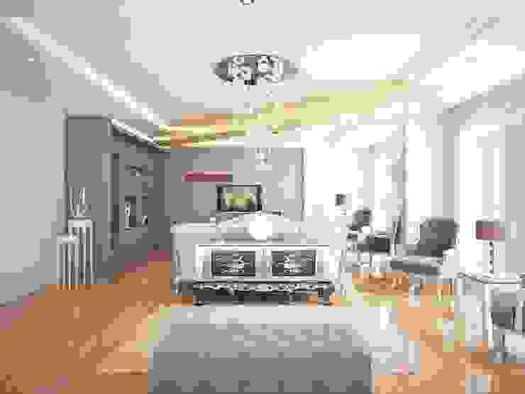 Classic style living room by Sinar İç mimarlık Classic