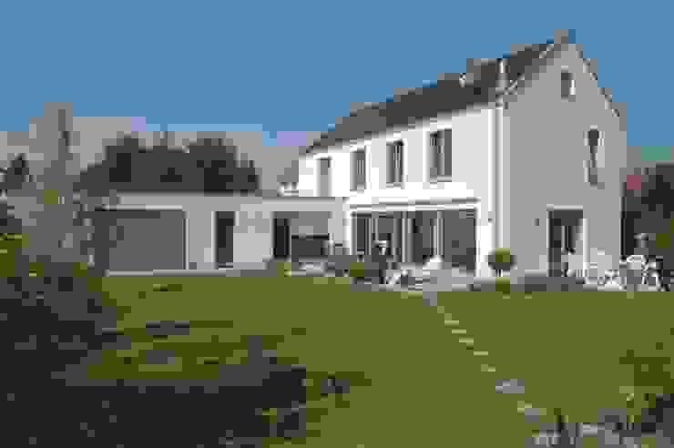 Einfamilienhaus S in Steinfurt - Münster Klassische Häuser von Vissing Architekten Klassisch