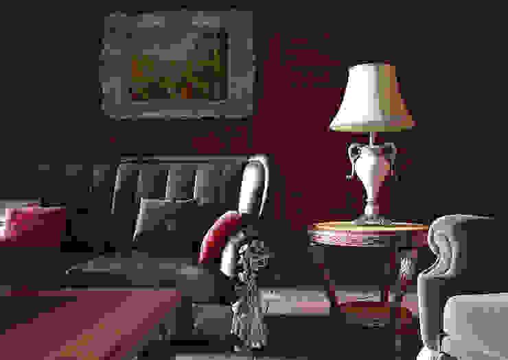 Гостиная в . Автор – Walls 3D Vizualization, Классический
