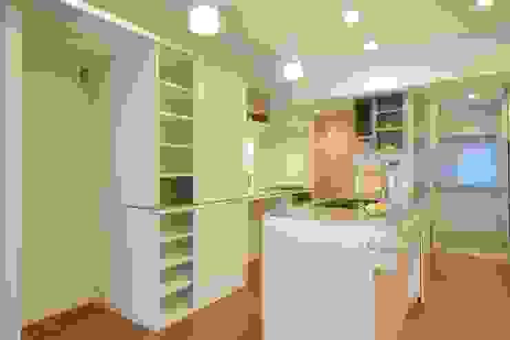 ティー・ケー・ワークショップ一級建築士事務所 KitchenBench tops