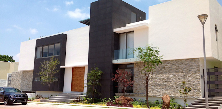 Casa La Rioja Casas modernas de STUDIO ALMEIDA DESIGN Moderno