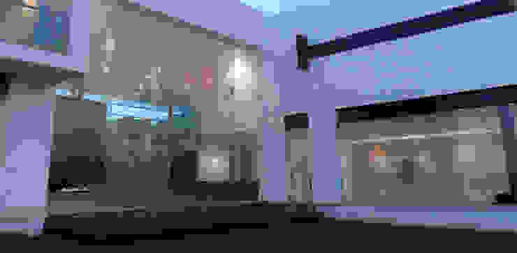 Casa Las Cumbres Jardines eclécticos de STUDIO ALMEIDA DESIGN Ecléctico