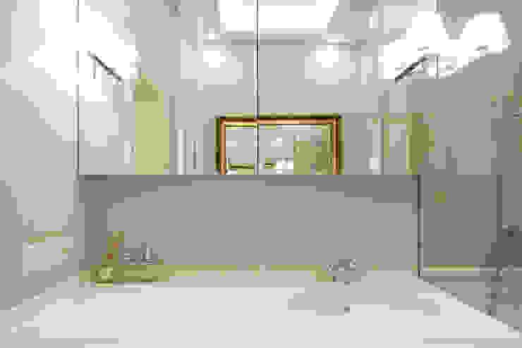 90m, Ochota, Wwa Klasyczna łazienka od dziurdziaprojekt Klasyczny