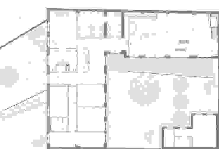 Gartenloft, Berlin MItte: modern  von STUDIO HANSEN,Modern