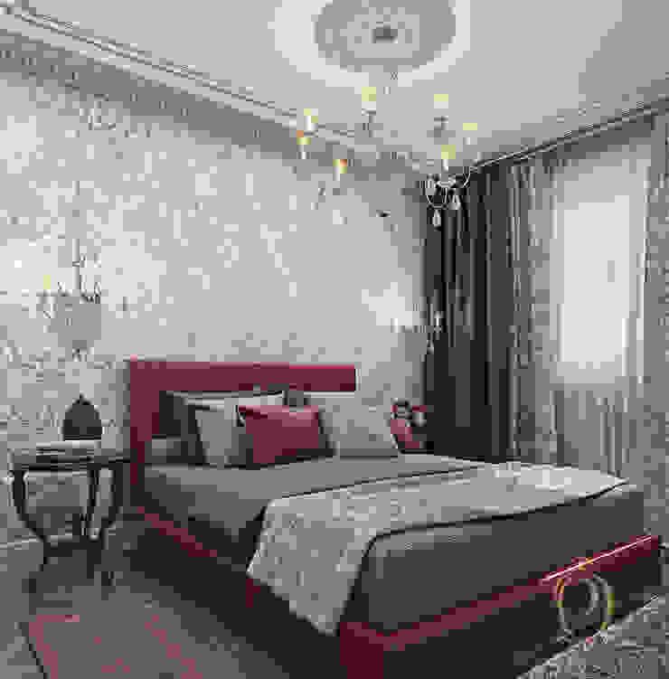 Новое звучание Спальня в эклектичном стиле от Premier Dekor Эклектичный