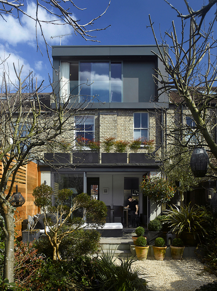 Clyde Road Andrew Mulroy Architects Modern houses