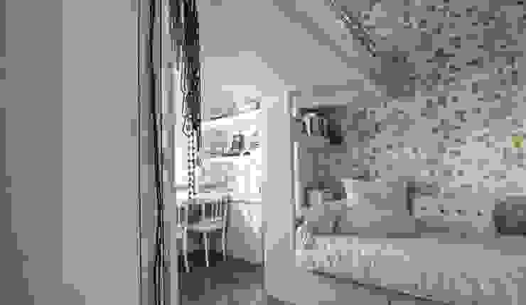 Kamar Tidur Modern Oleh cristina zanni designer Modern