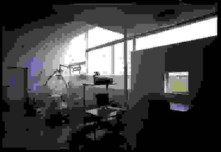 歯科診療室 モダンデザインの 書斎 の 株式会社ヨシダデザインワークショップ モダン