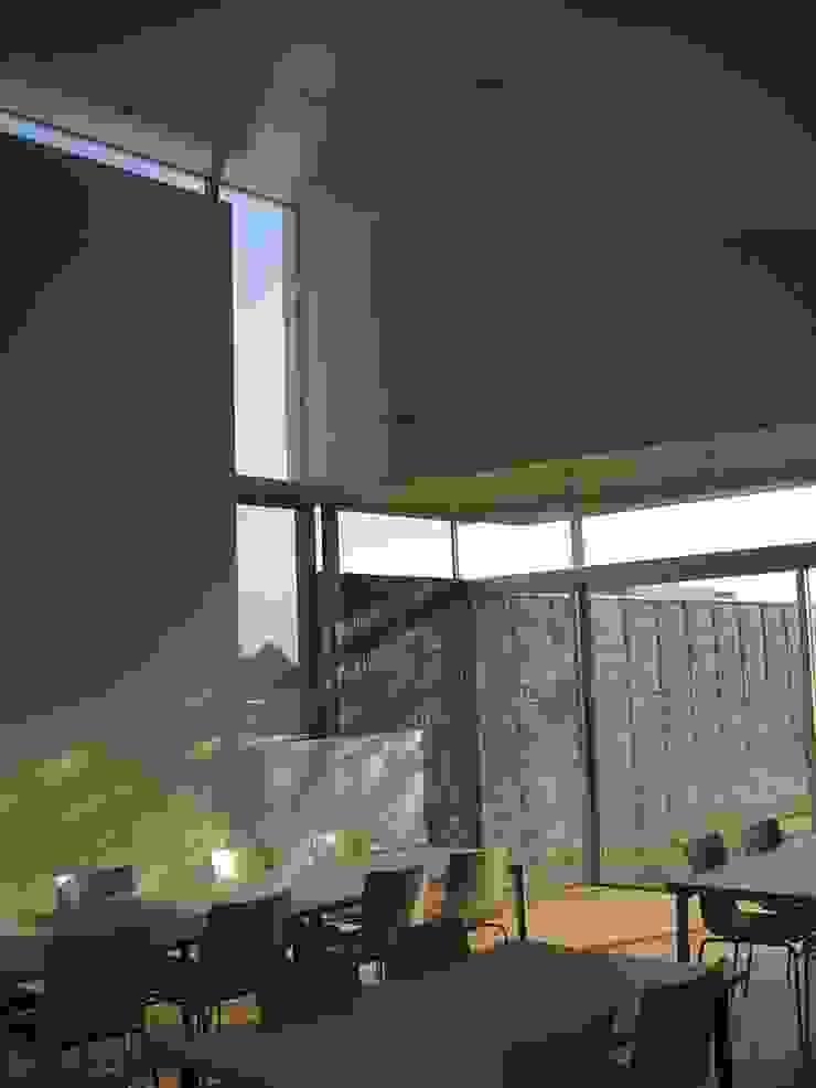 職員休憩室 モダンデザインの 書斎 の 株式会社ヨシダデザインワークショップ モダン