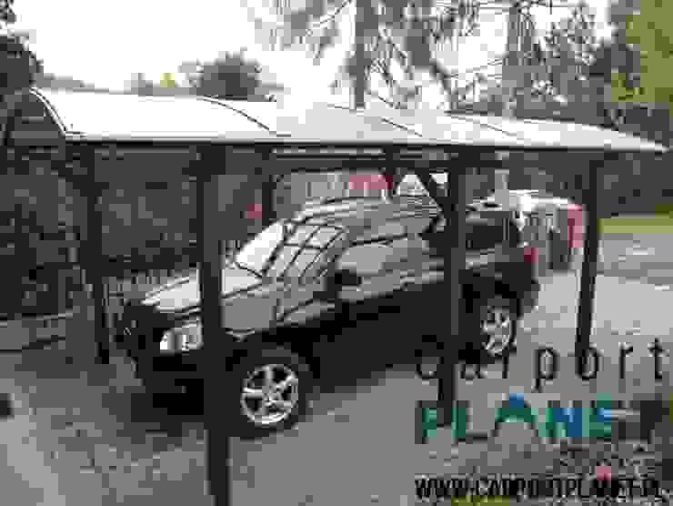 Wiaty Garazowe Samochodowe – Carport od Carport Planet Minimalistyczny