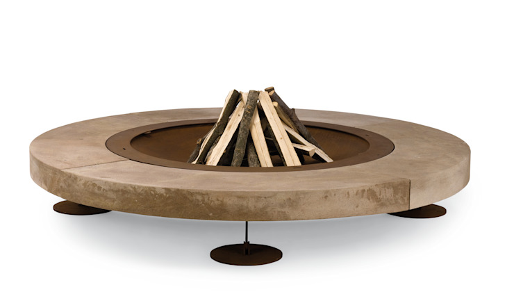 rondo wood-fired oven Garden Fire pits & barbecues