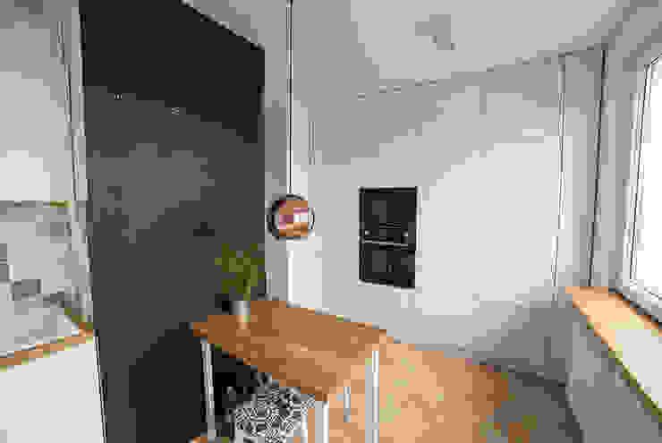 Dapur Gaya Skandinavia Oleh Och_Ach_Concept Skandinavia