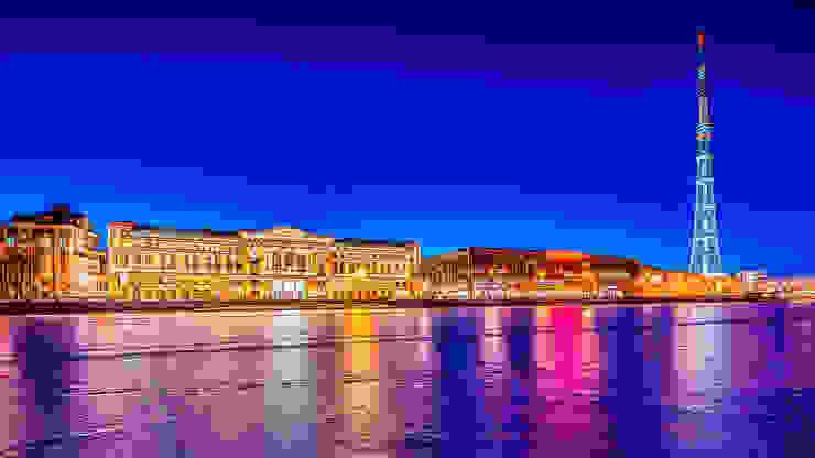 Офис компании <q>ЛУКОЙЛ</q> в Санкт-Петербурге от Belimov-Gushchin Andrey Классический