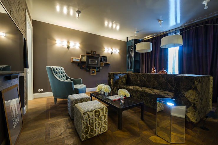 Irina Tatarnikova 客廳