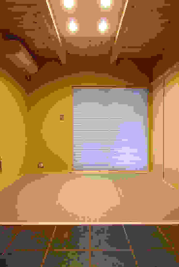 和室 オリジナルスタイルの 寝室 の 豊田空間デザイン室 一級建築士事務所 オリジナル