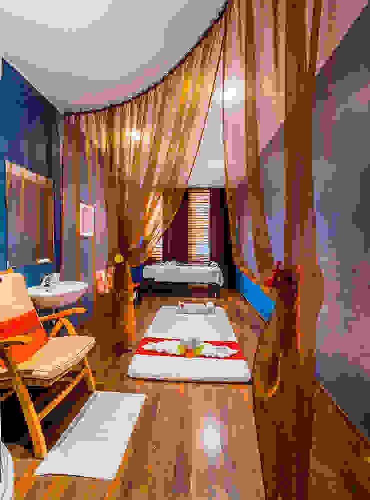 Курорт <q>ИГОРА</q> Кабинеты врачей в азиатском стиле от Belimov-Gushchin Andrey Азиатский