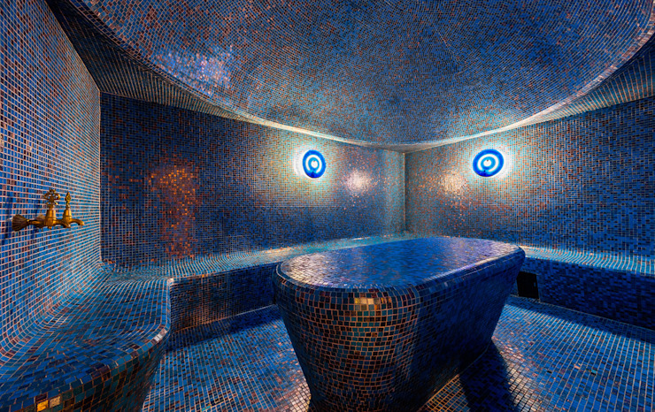 Курорт <q>ИГОРА</q> Спа в азиатском стиле от Belimov-Gushchin Andrey Азиатский