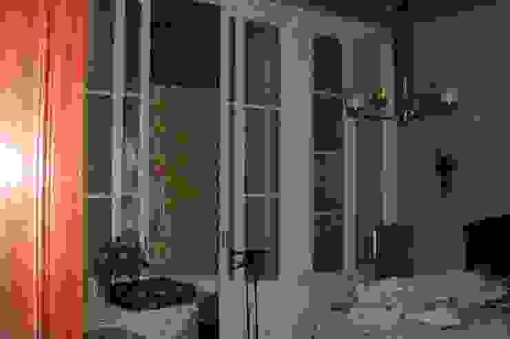 Dormitorio ANTES de homify Mediterráneo
