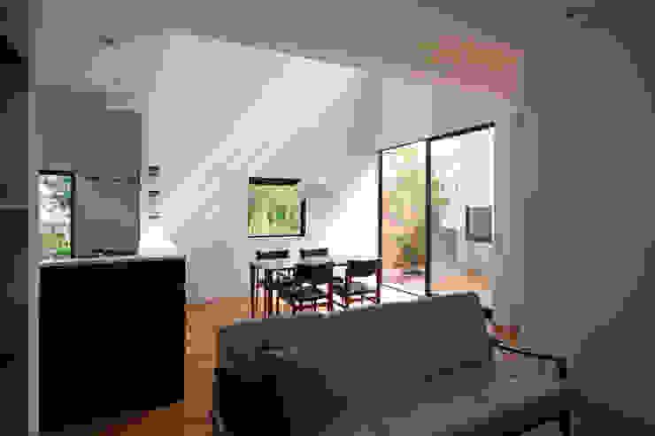 設計事務所アーキプレイス Modern dining room