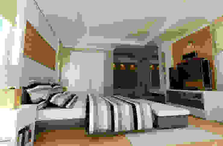 Dormitorios de estilo mediterráneo de Ysk Tadilat Mediterráneo