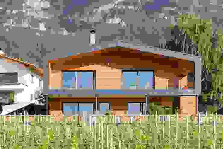 Huizen door Manuel Benedikter Architekt, Modern