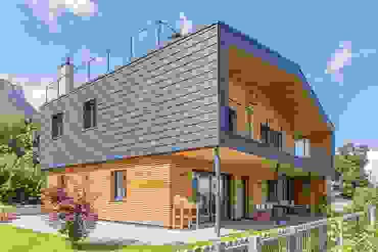 Nowoczesne domy od Manuel Benedikter Architekt Nowoczesny