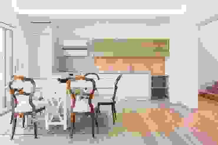 Modern Kitchen by Manuel Benedikter Architekt Modern