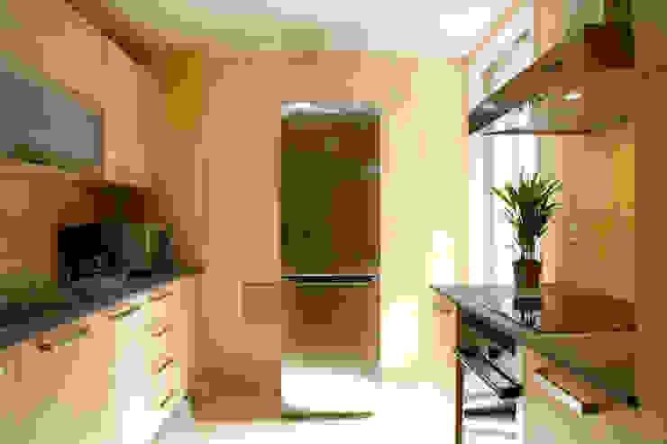 Reabilitação Apartamento Chiado Cozinhas modernas por Architecture Tote Ser Moderno