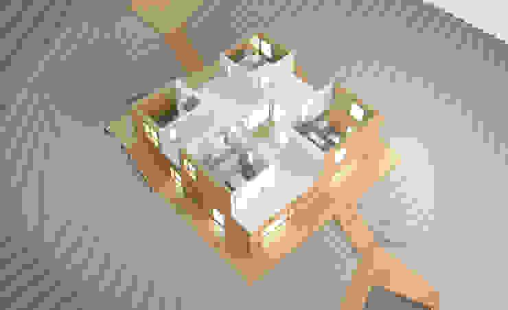 Дома в средиземноморском стиле от ADAPT Arquitectos Средиземноморский