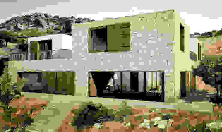 Maisons méditerranéennes par ADAPT Arquitectos Méditerranéen