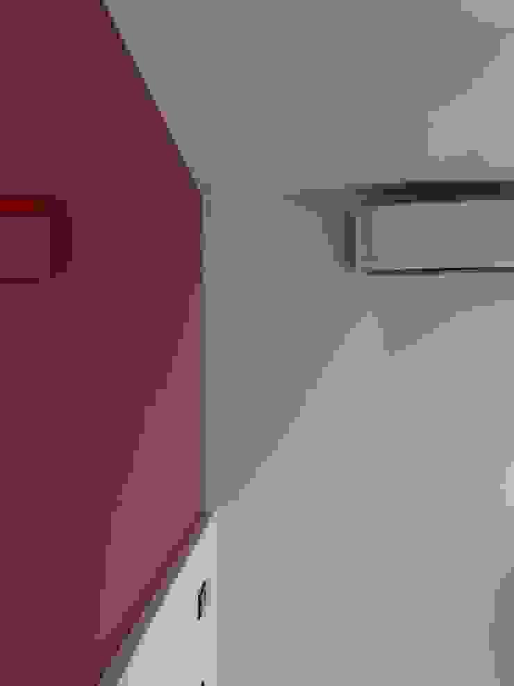 REFORMA INTEGRAL VIVIENDA EN MADRID Dormitorios de estilo moderno de CROMA ESTUDIO Moderno