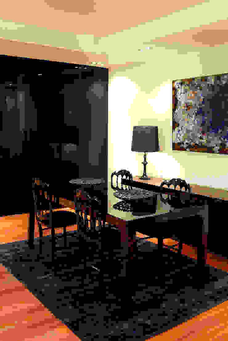 Reabilitação Apartamento Chiado Salas de jantar modernas por Architecture Tote Ser Moderno