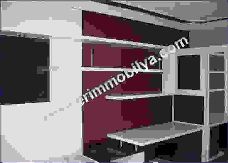 Genç Odası Modern Çocuk Odası Erim Mobilya Modern