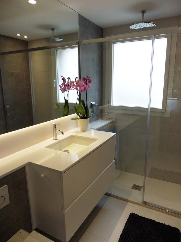 LF24 Arquitectura Interiorismo ห้องน้ำ