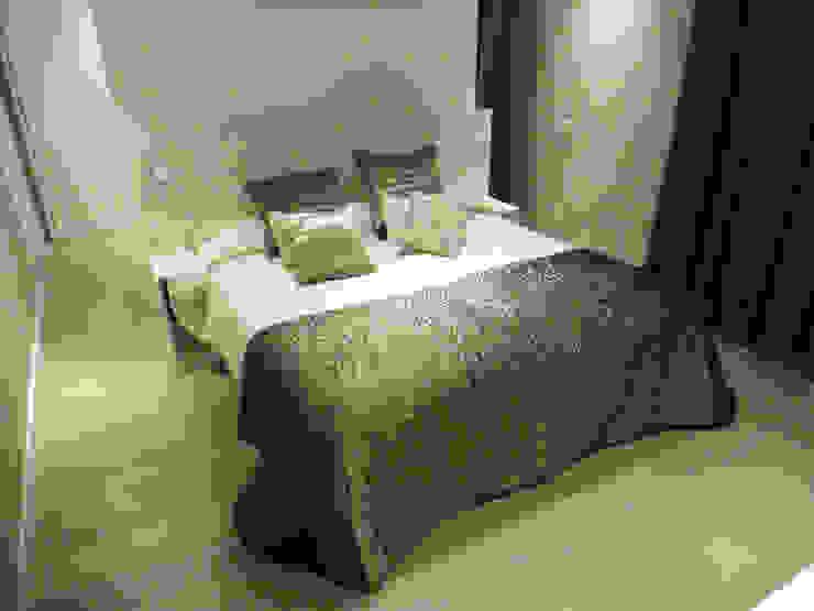 LF24 Arquitectura Interiorismo ห้องนอนเตียงนอนและหัวเตียง