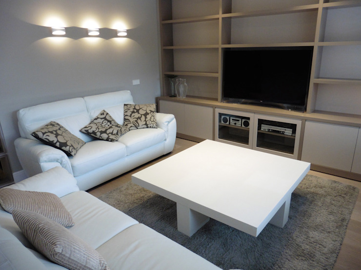 LF24 Arquitectura Interiorismo ห้องนั่งเล่น