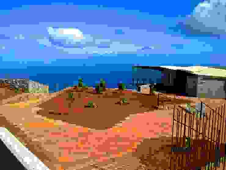Vista do local Casas mediterrânicas por Pentagonal Mediterrânico