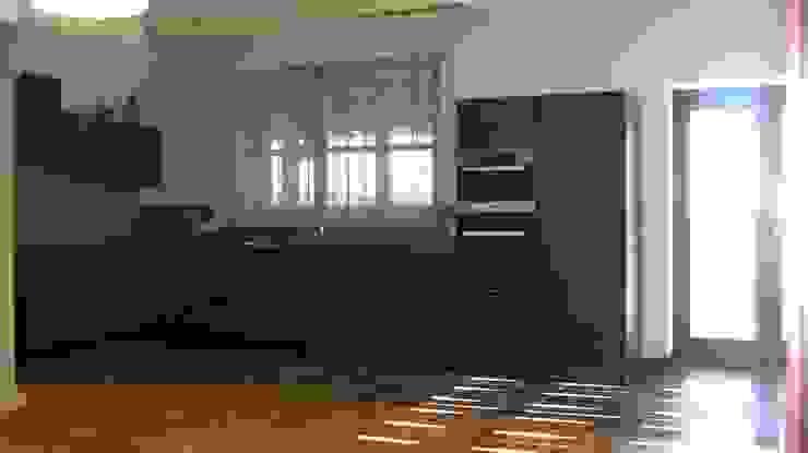 Cucina in stile  di Архитектор Владимир Калашников