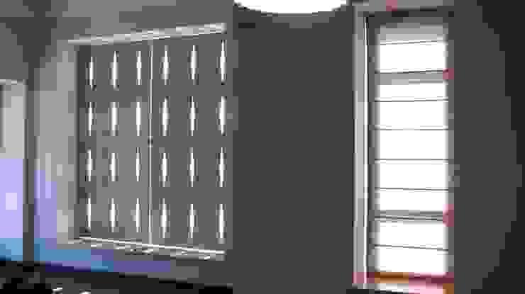 Архитектор Владимир Калашников 窗戶與門百葉窗與捲簾