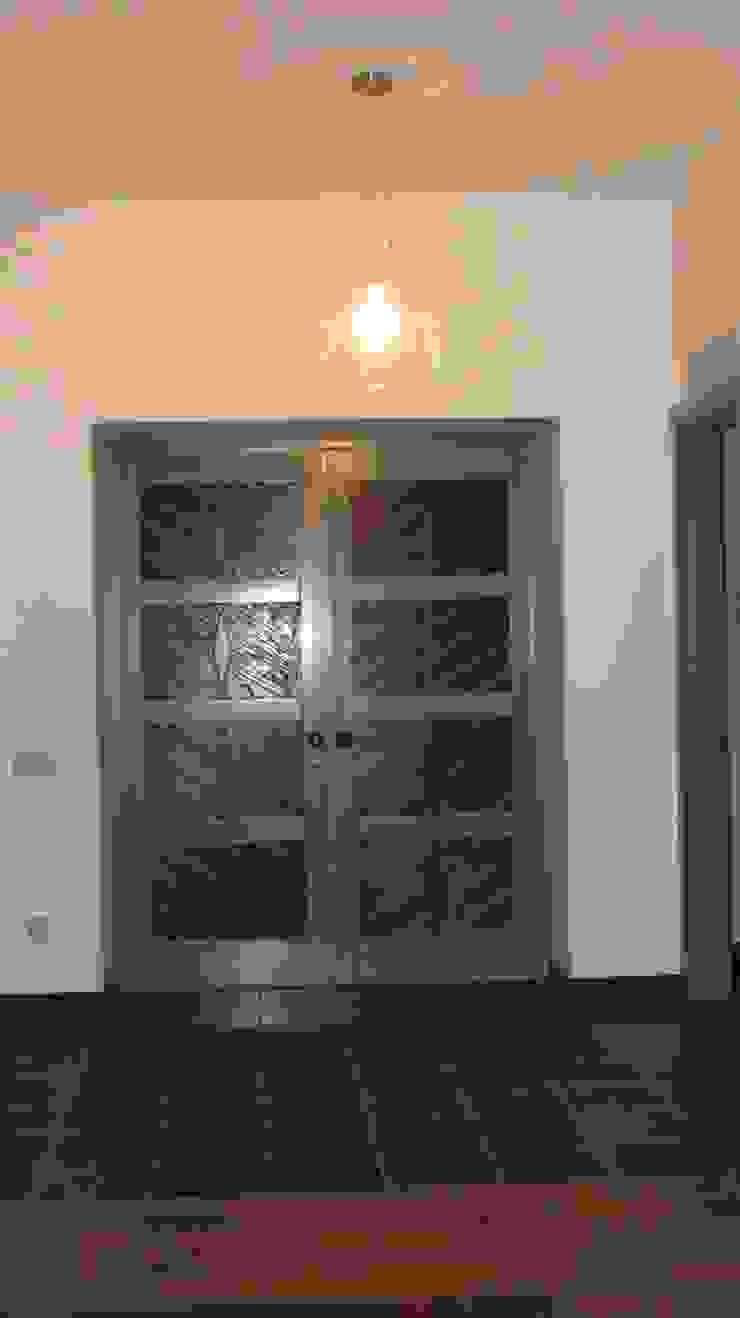 Архитектор Владимир Калашников 窗戶與門門